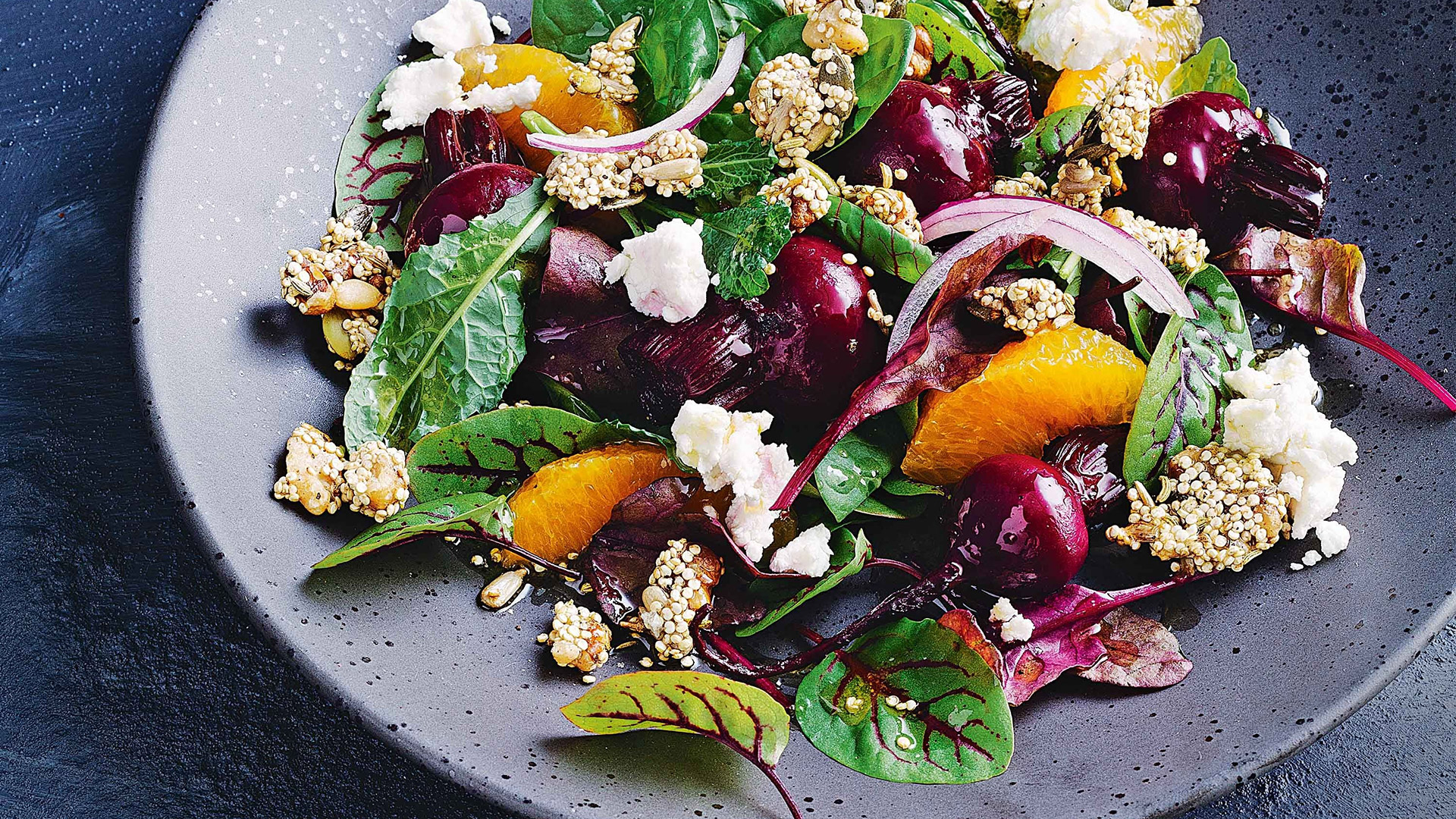 Recipe of the Week: Beetroot Salad with Katiki Cheese from Domokos ...